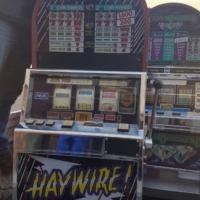 2 x Gambling Machines