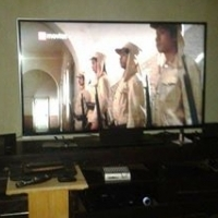 Hisense 54inch 3D TV for sale