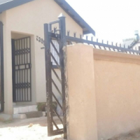 2 Bedroom house for rental
