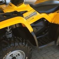 Bombadier Can-Am Outlander 400 4x4 Utility Quad