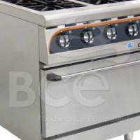 Anvil 4 Burner Gas Oven