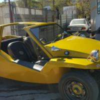 Kango T top beach buggy