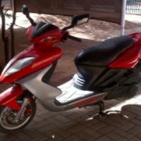 SYM 125cc. tekoop