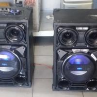 Bluetooth Enabled Speaker System