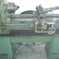 Merli Lathe, full working condition, plus extras