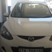 Mazda 2 Active 1.3  5DR - 2010 with 75000 Km.