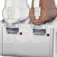 GT2 Push Soft Ice / Frozen yoghurt Machine - White