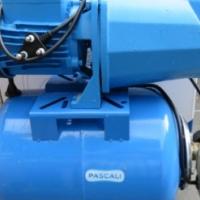 JoJo tank pump PASCALI self-priming PERIPHERAL pump with 24 L pressure control system