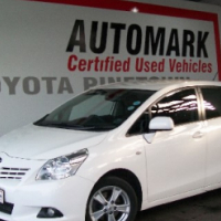 The Reliable MPV. 2010 TOYOTA COROLLA VERSO 1.8 TX (12Q)