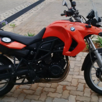 2011 BMW GS F-Series for sale R47 000 Good as new