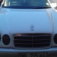 Mercedes E230 om te ruil