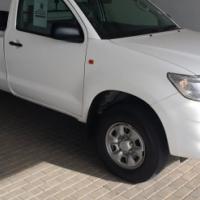 2015 Toyota Hilux 2.5D-4D S/C SRX