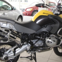 2010 BMW R1200 GS Adventure Motorbike