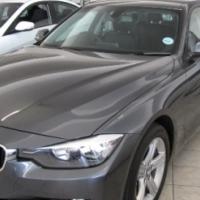 2012 BMW 320i (F30) Manual