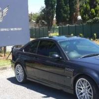 BMW MSeries M3 SMG (E46)