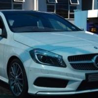 Mercedes Benz A Class A200 AMG A/T