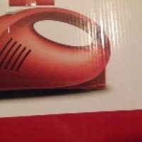 Hoover portable vacuum cleaner for sale.