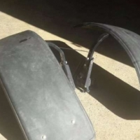 TRACTOR FRONT MUDGUARDS