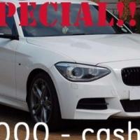 BMW 1 Series 135iM 3 door Sport
