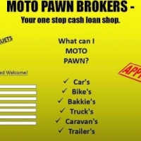 Pawn your car for a quick cash loan.