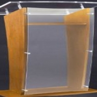 PULPITS - PODIUMS - ALL CHURCHES! ALL ORGANISATIONS! CUSTOM MANUFACTURED! WOODEN/GLASS
