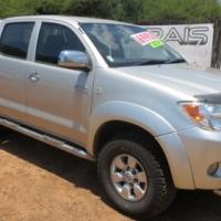 Toyota Hilux 4.0 VVTI 4x4 D/Cab