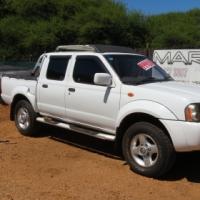 Nissan Hardbody 2.4 Petrol D/cab
