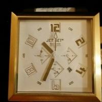 Jetset Watch - White & Gold