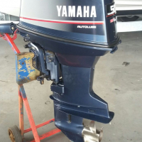 Yamaha  50HP 2 stroke Short shaft for sale  West Rand