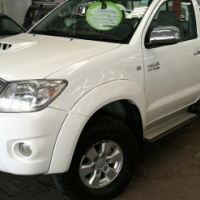 2009 Toyota Hilux D4D 4x4 Raider S/C, Only 176000Km's,Full Service History, Powersteering