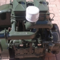 Petter (Lister) 2cylinder PH2 diesel engine