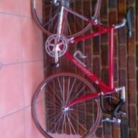 Racing Bicycle - Aluminium Frame, Carbon Fork - Size 53