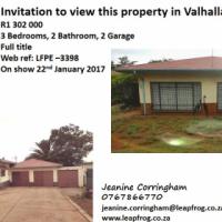 Homes for sale in Valhalla, Pretoria