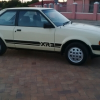1986 Ford Escort XR3 for sale