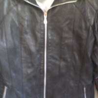 ladies genuine leather jacket, used for sale  Great Brak River