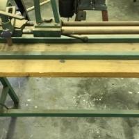 Wood turning lathe by Peerless