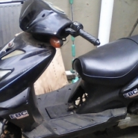 Gomoto scooter stripping for spares