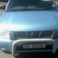 2006 Nissan Hardbody Clubcab 3.0TDi