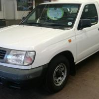 2004 Nissan Hardbody  2.0i LWB,with 160000Km's,Full Service History,Front Loader