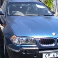 2004 BMW X3 Automatic