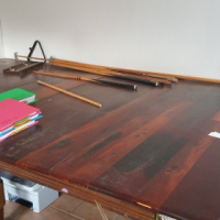 Geniune UNION bolliards  Snooker  Pool table 3/4 snoeker tafel