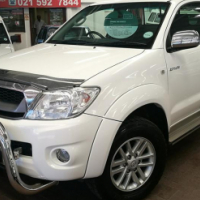 2011 Toyota Hilux 2.7 VVTi Raider S/C, Only 134000Km's,Full Service History, Powersteering