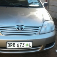 Toyota Corolla 1.4 For Sale