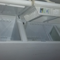 170L KIC fridge/freezer