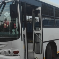 65 Seater Marcopolo Bus