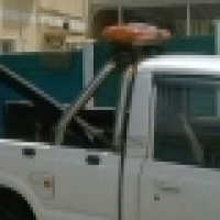 Ford Courier v6 Towtruck for sale.