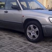 1999 subaru forester awd S-turbo