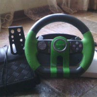 Racing Wheel for sale