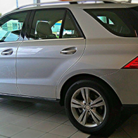 2012 Merc ML350 BE - 4x4 (AWD) - A/T