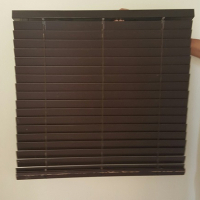 Bamboo (MACAFRICA) rollup blinds for sale, excellent condition, 5 blinds available